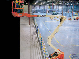 JLG E450AJ Electric Boom Lift - picture5' - Click to enlarge