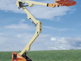 JLG E450AJ Electric Boom Lift - picture9' - Click to enlarge