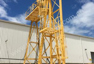 Custom Built load test gantry