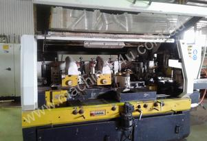 Used Leadermac 623C FourSider/Moulder
