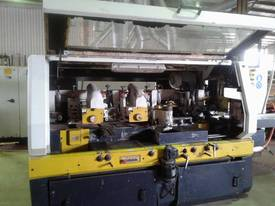 Used Leadermac 623C FourSider/Moulder - picture0' - Click to enlarge