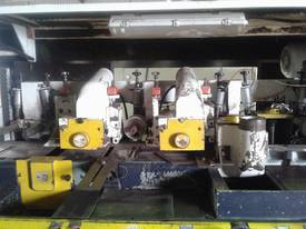 Used Leadermac 623C FourSider/Moulder - picture2' - Click to enlarge