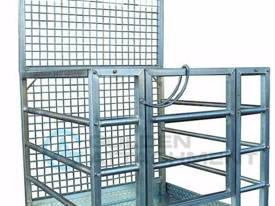 New Forklift Safety Cage/ Man cage - picture0' - Click to enlarge
