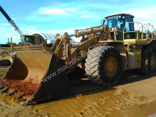 Caterpillar 988H Loader/Tool Carrier Loader