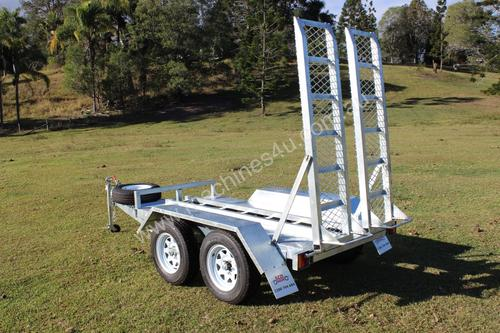 Brand New Delivery AU Wide Plant Trailer 2 Tonne