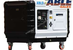 6kVA Diesel Generator Single Phase Super Silent