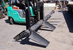 Rubber Coated large stirrer