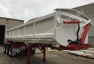 Stonestar Semi Side tipper Trailer