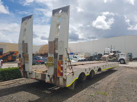 2007 LUSTY COLRON Deck Widening Low Loader