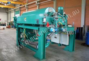 USED DECANTER CENTRIFUGE WITH WARRANTY