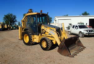 John Deere 315SG Backhoe Loader