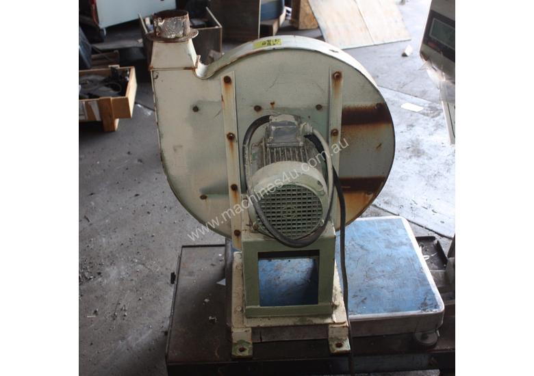 Forge Furnace Combustion Air Blower 80mm out