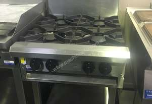 Luus   4 Burner Cook Top BCH-4B