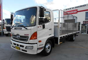 2012 Hino 500 FC 1022 Table top and Lifter