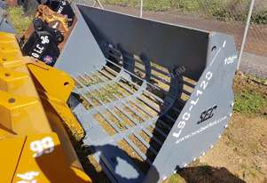 VOLVO L90-L120 SIEVE Bucket-GP Attachments