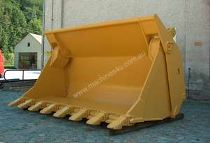 Roo Attachments 4 in 1 Wheel loader Bucket