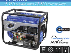 WESTINGHOUSE PETROL Portable Generator - picture0' - Click to enlarge