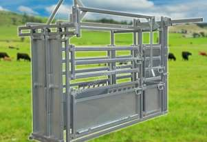 HEAVY DUTY VET CATTLE CRUSH / CATTLE GATES