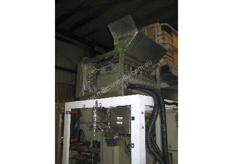 In Line Multihead (14) Weigher with stand