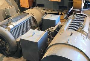 630 kw 840 hp 4 pole 690 v AC Electric Motor