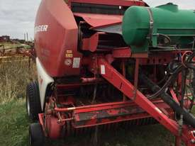 Welger RP435 Round Baler Hay/Forage Equip - picture0' - Click to enlarge