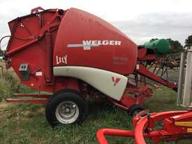 Welger RP435 Round Baler Hay/Forage Equip - picture1' - Click to enlarge