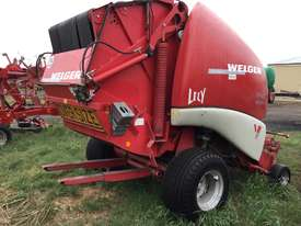 Welger RP435 Round Baler Hay/Forage Equip - picture2' - Click to enlarge