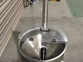 Stainless steel screw feeder - picture2' - Click to enlarge