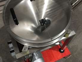 Stainless steel screw feeder - picture4' - Click to enlarge