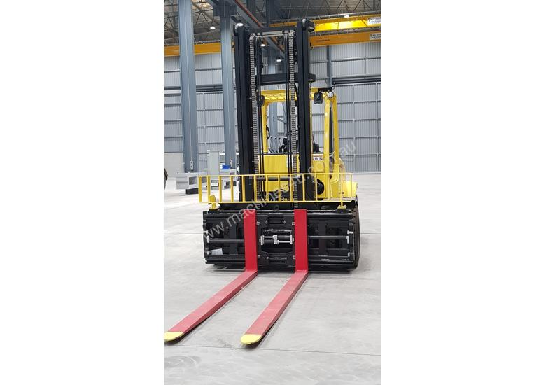 Forklift 7 ton- with Cascade Side shift & Fork Positioner