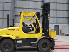Forklift 7 ton- with Cascade Side shift & Fork Positioner  - picture0' - Click to enlarge