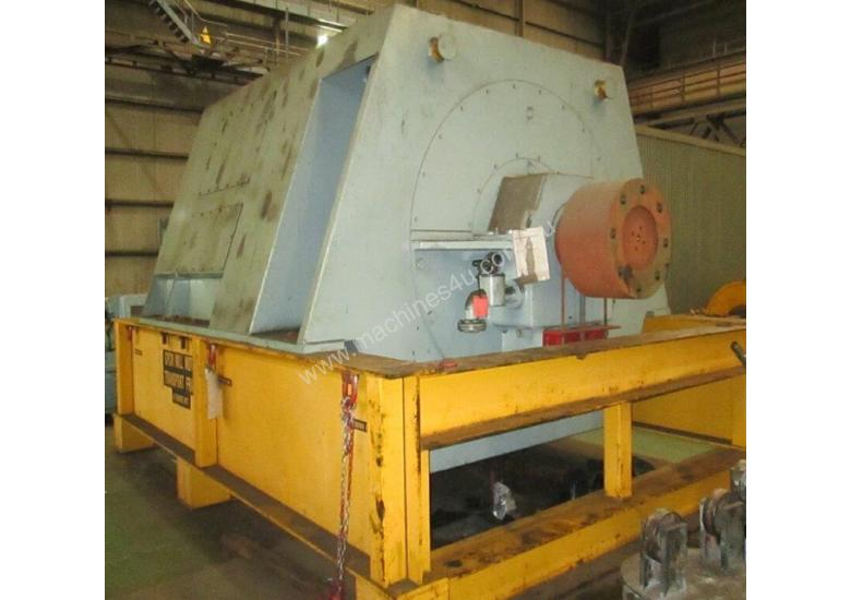 7500kw 10000 hp 10 pole 6600 v Synchronous Electric Motor