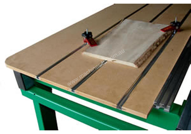 Tongue & Groove T-Track Extrusion