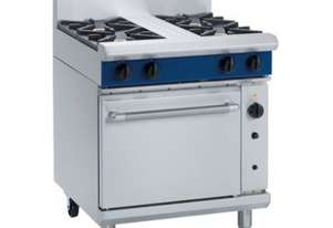 Blue Seal Evolution Series GE54D - 750mm Gas Range Electric Convection Oven
