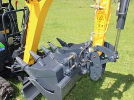 1.8t Mini Excavator 10 Piece Package Deal ** Only 1 unit left** - picture5' - Click to enlarge