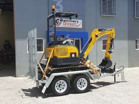 1.8t Mini Excavator 10 Piece Package Deal ** Only 1 unit left** - picture0' - Click to enlarge