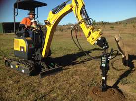 1.8t Mini Excavator 10 Piece Package Deal ** Only 1 unit left** - picture2' - Click to enlarge