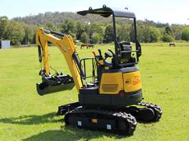 2018 Carter CT16 Mini Digger - picture0' - Click to enlarge