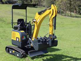 2018 Carter CT16 Mini Digger - picture4' - Click to enlarge