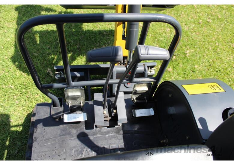 2018 Carter CT16 Mini Digger
