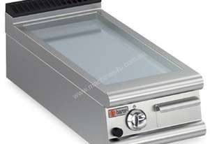 Baron 9FTT/G405 Smooth Chromed Gas Griddle Plate