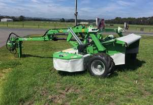 Samasz KDC300S Mower Conditioner Hay/Forage Equip