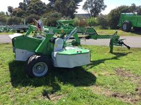Samasz KDC300S Mower Conditioner Hay/Forage Equip - picture2' - Click to enlarge