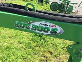 Samasz KDC300S Mower Conditioner Hay/Forage Equip - picture4' - Click to enlarge