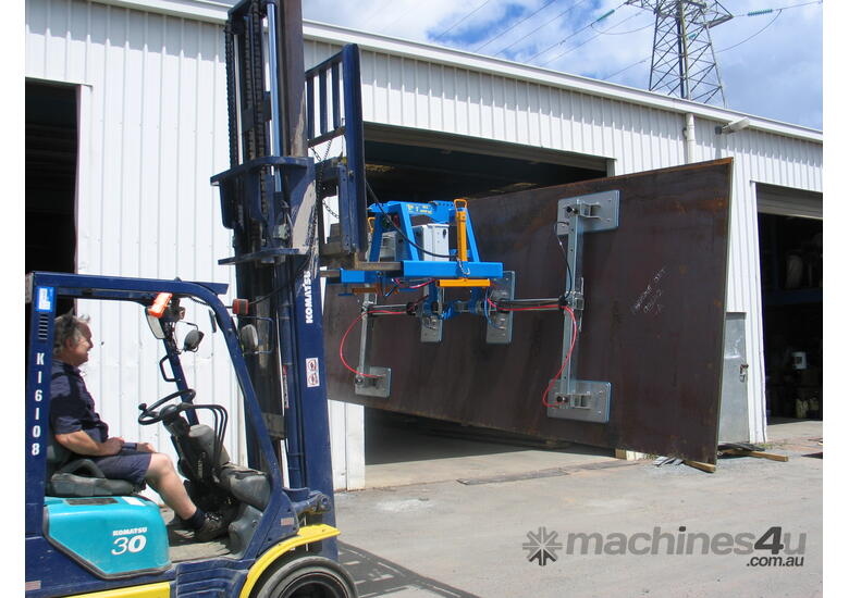 Forklift Unit - Lift , Tilt