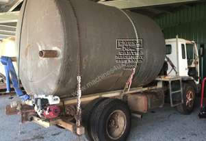 Acco Water Truck, farm use only. EMUS NQ