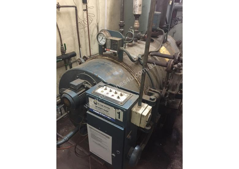 100 kw Steam Boiler, 2 available