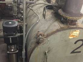 100 kw Steam Boiler, 2 available - picture3' - Click to enlarge