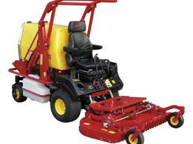TURBOGRASS � ZERO TURN COLLECTION MOWERS - picture0' - Click to enlarge