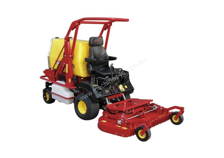 TURBOGRASS � ZERO TURN COLLECTION MOWERS